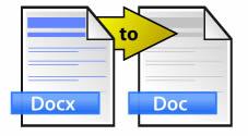docx a doc Convertir docx a doc en linea