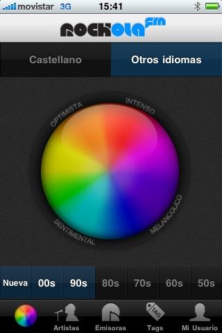 Escuchar musica online en iPhone con Rockola.fm - escuchar-musica-iphone