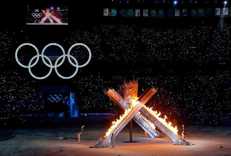 fotos vancouver 2010 inauguracion Fotos vancouver 2010, olimpiadas de invierno