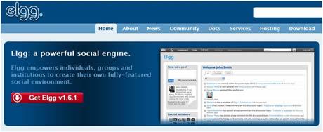 redes sociales elgg Crear redes sociales con Elgg