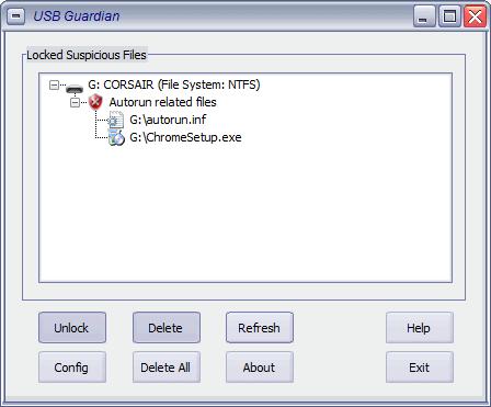 Virus usb, evitalos con USB Guardian - antivirus-usb