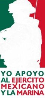 El ejército mexicano llega a casi 5 mil seguidores en Facebook - apoyo-ejercito-mexicano