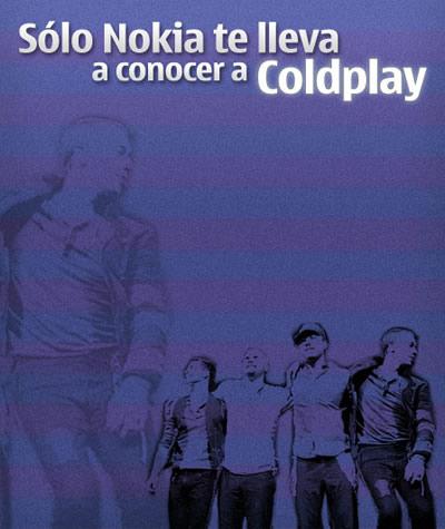 Nokia te lleva a conocer a Coldplay - concierto-coldplay