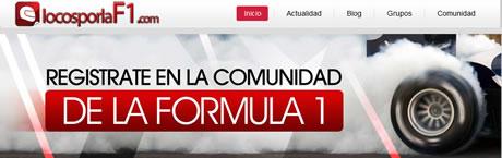 Red social para aficionados a la Formula 1 - formula-1