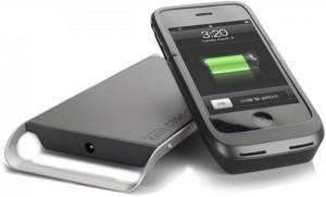 Hug, un cargardor por inducción para iPhone - hugherostanding-300x181