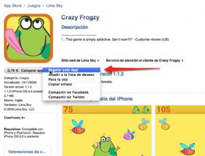 Ahora se pueden regalar aplicaciones desde la AppStore - iTunes-2-300x228