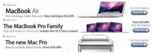 mac ad big 500 300x104 Error de Apple hace que se muestren los posibles nuevos Mac