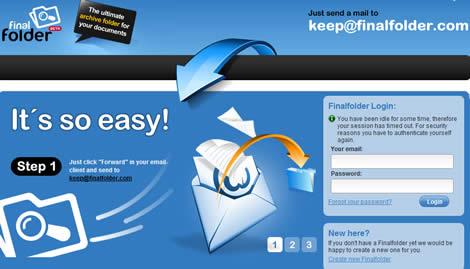 Respaldar documentos online con FinalFolder - respaldar-archivos