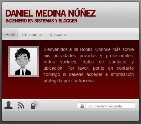 tarjetas presentacion digital Tarjetas de presentacion virtuales con DooID