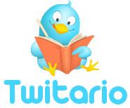 twitario Twitario, visualiza tweets en forma de diario