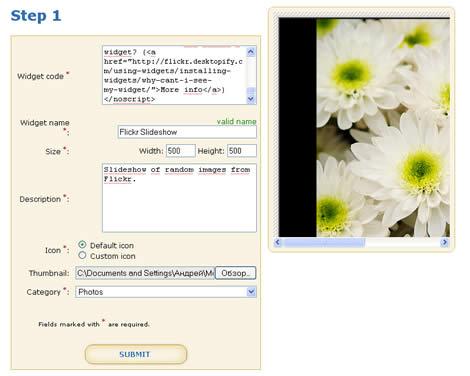 widgets escritorio Convertir widgets web para escritorio con Desktopify