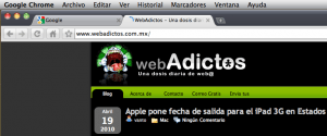 Captura de pantalla 2010 04 19 a las 08.42.42 300x125 Google Chrome quiere eliminar el http:// de la barra de direcciones