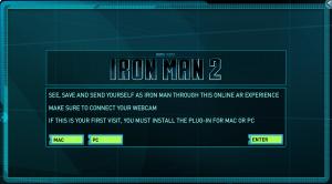 Captura de pantalla 2010 04 26 a las 14.05.18 300x166 Disfrazate de Iron Man usando tu webcam