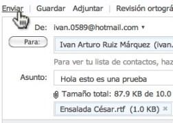 Como adjuntar archivos en un correo electronico 5 Como adjuntar archivos o fotos en un correo electrónico