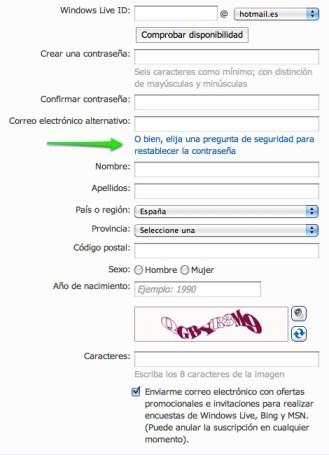 Como crear una cuenta de correo 2 Como abrir mi correo hotmail