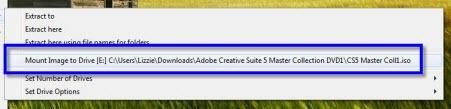 Como montar una imagen ISO 1 Como montar o correr una imagen o archivo ISO