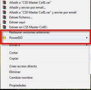 Como montar una imagen ISO1 Como montar o correr una imagen o archivo ISO