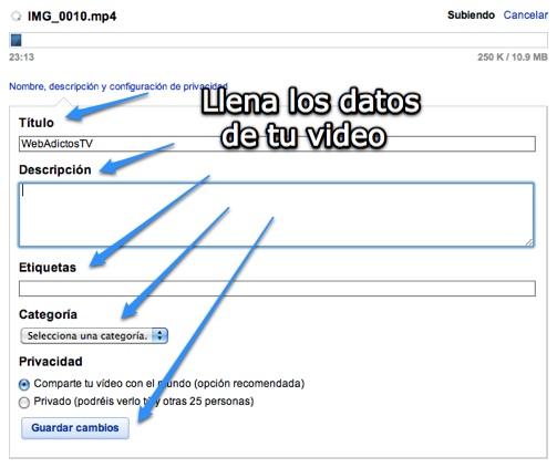 Cómo subir un video a YouTube - Como-subir-videos-a-YouTube-5