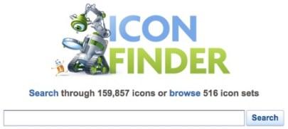 Busca más iconos para tu computadora o página web con IconFinder - Iconfinder-Download-free-icons