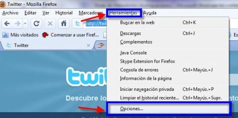 Internet 1 Como establecer una página de inicio en el Explorador de Internet