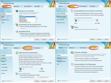 Como configurar Messenger Plus (MSN Plus) - MSN-2-1024x769