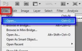 Photoshop Como desaparecer cosas en imágenes con Content Aware Fill en Photoshop CS5