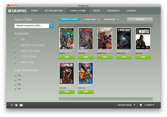 Graphic.ly, un lector para comics para Mac y Windows - Screenshot20100417at8.48.27AM