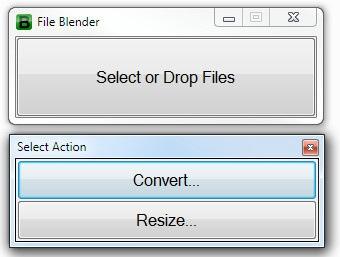 File Blender un conversor de archivos gratuito - fileblender1