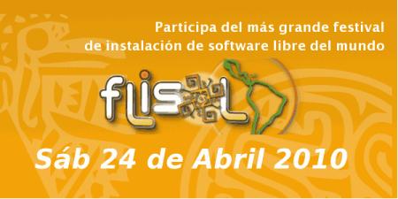 Festival Latinoamericano de Instalación de Software Libre 2010 - flisol