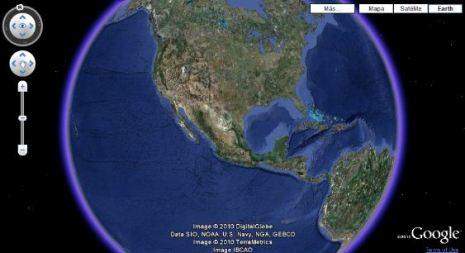 Habilitan Google Earth en Google Maps - google-earth-en-google-maps