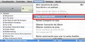 itunes tone 4 300x147 Como crear tonos para celular desde iTunes
