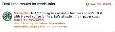 """Twitter revela por fin su plan de negocio, """"Tweets patrocinados"""" - promotedtweet"""