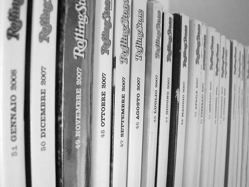 La revista Rolling Stone pondrá todos sus archivos Online - rolling-stone-archive
