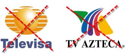 #ApagonTelevisa una protesta de Twitteros en México - televisa-y-azteca-3.jpg