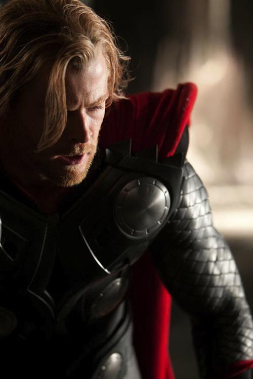 Primera imagen de la película de Thor! - thor01