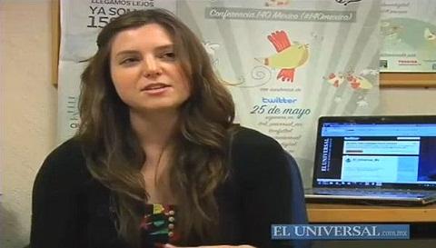140mexico jenna dawn twitter Jenna Dawn en la Conferencia 140 México