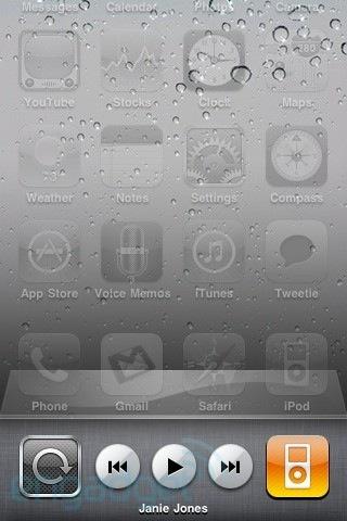 La beta 3 del iPhone OS 4 trae nuevos controles para el iPod - 2010-05-04iphoneo4