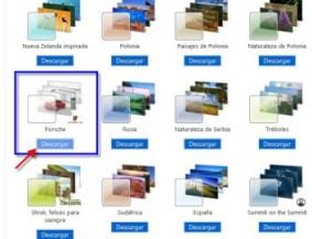 Como cambiar un tema de Windows 7 - Como-cambiar-temas-de-windows-7-1