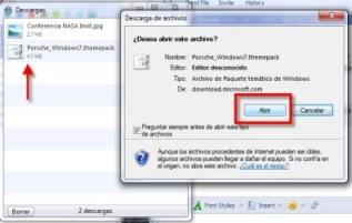 Como cambiar un tema de Windows 7 - Como-cambiar-temas-de-windows-7