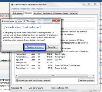 Como finalizar el proceso de un programa que no responde 1 Como cerrar un programa que no responde en Windows