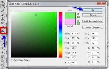 """Como hacer un """"efecto de pixeles"""" en Photoshop - Como-hacer-un-efecto-de-pixeles-en-Photoshop-11"""