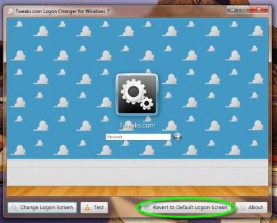 Tweakslogon 6 copia Como cambiar la pantalla de inicio de sesión de Windows 7