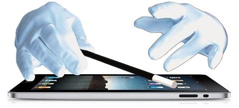 La tecnología y la magia no están peleadas - ipad-magia