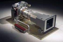 James Cameron ayuda a las NASA a construir cámara 3D