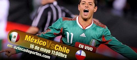 Mexico vs Chile en vivo - mexico-chile-despedida-azteca