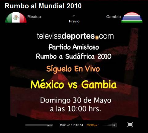 Mexico vs Gambia en vivo - mexico-gambia-en-vivo