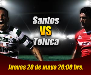 Toluca vs Santos en vivo (Partido de ida) - santos-toluca-en-vivo