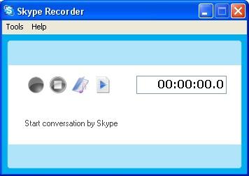 Graba tus conversaciones en Skype con Skype Recorder - skype-recorder-01