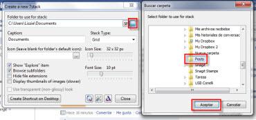 Agrega un efecto de Stack a tus carpetas en Windows 7 - stack-1