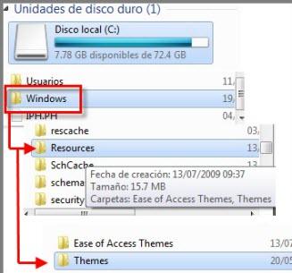 Como instalar temas en Windows 7 no oficiales - temas-nuevos-1